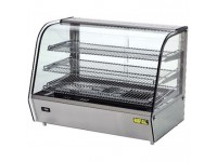 Buffalo Heated Display Merchandiser - 160Ltr